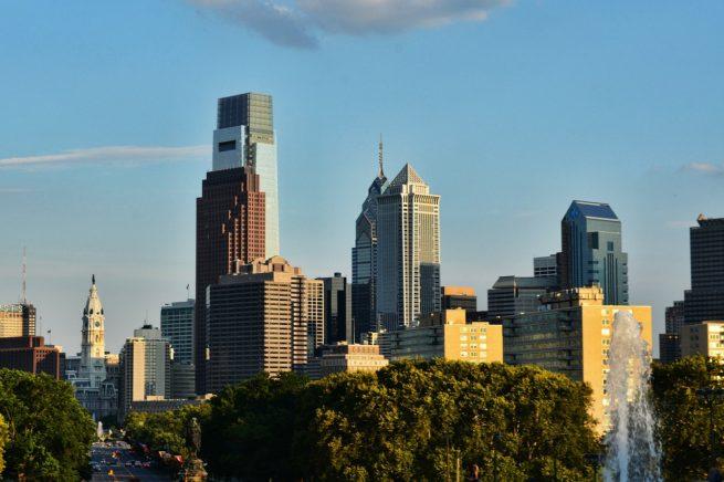 Philly.Skyline